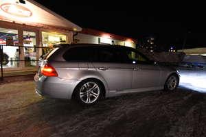 BMW E91 320D SÅLD