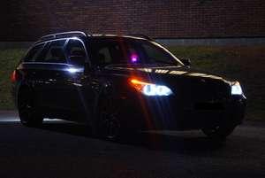 BMW E61 530XD SKROTAD