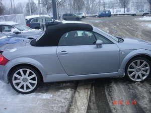 Audi TT Quattro, Roadster