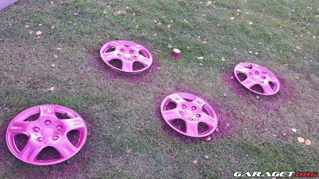 rosa navkapslar