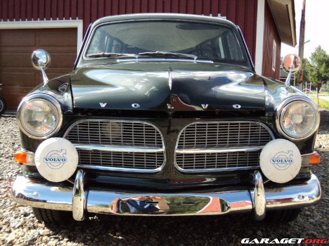 Volvo Amazon Kombi 1967 Garaget