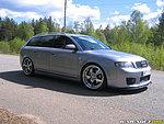 Audi A4 1,8T Quattro S-Line