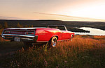 Pontiac Lemans 67 cabriolet