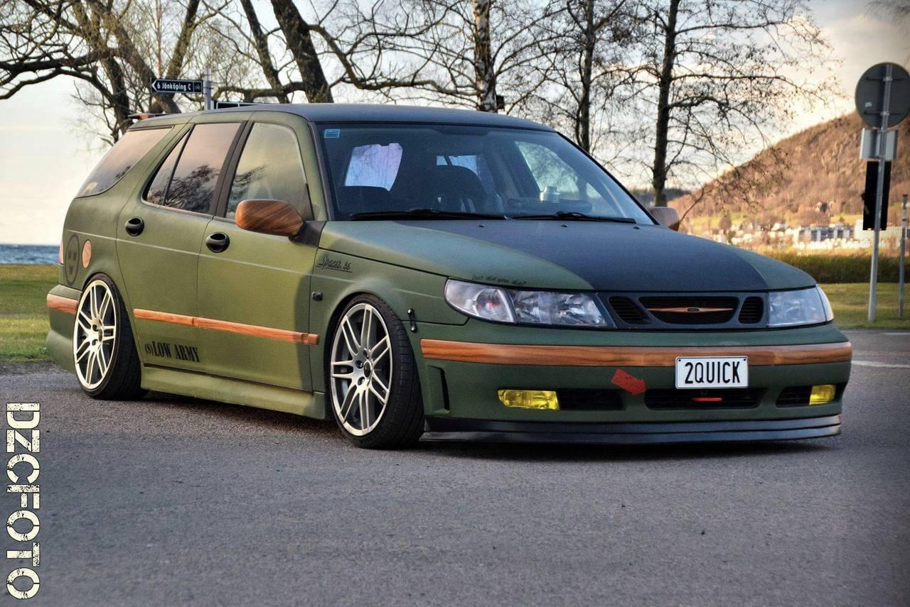 Saab Garaget