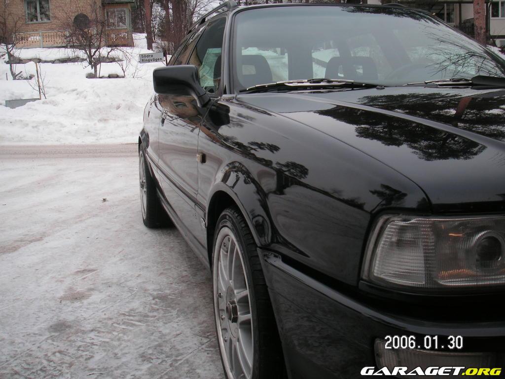 Audi S2 Avant (1994) - Garaget