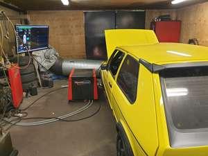 Volkswagen Golf 1 turbo