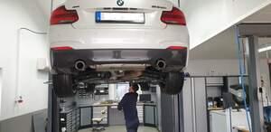 BMW M240i xdrive LCI