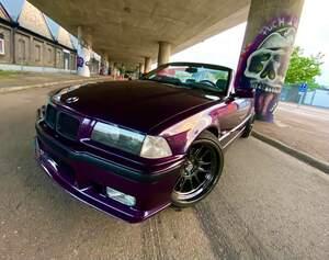 BMW e36 cab