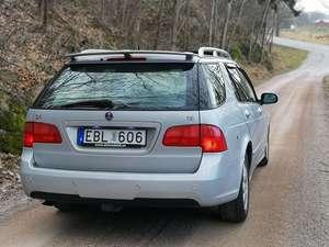 Saab 9-5 Vector 1.9 TiD