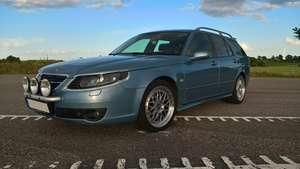 Saab 9-5 SC 2,3T BioPower Vector