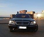 Mercedes S55 AMG lang