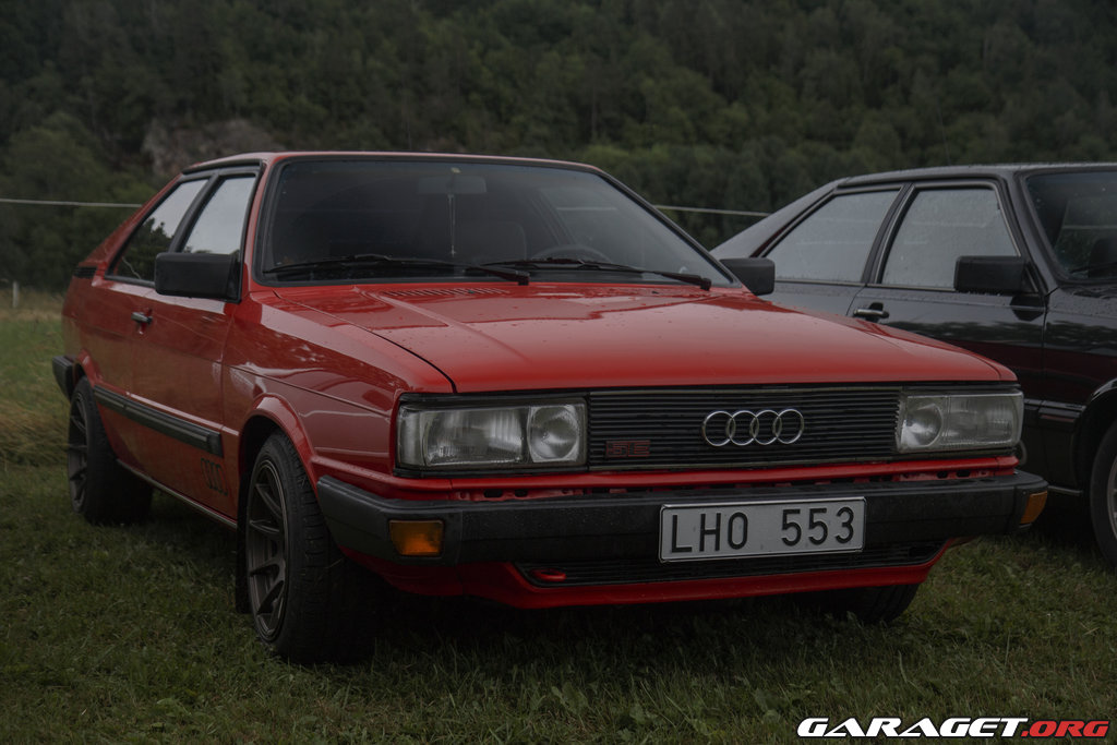audi coupe gt 1983 garaget. Black Bedroom Furniture Sets. Home Design Ideas