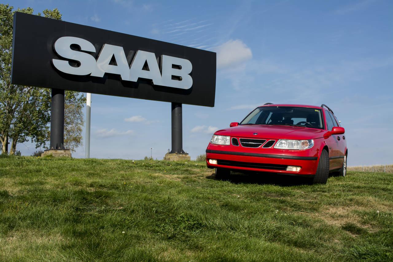 Saab 9 5 2004 garaget for Garage saab lyon