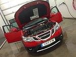 Saab 9-3X 2.0T XWD Griffin, Hirsch