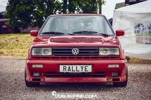 Volkswagen Golf Mk2 Rallye
