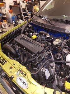 """Saab 900 2,3 Turbo """"Coupé"""""""