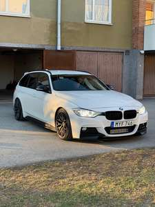 BMW F31 330d M-sport
