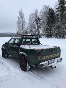 Nissan King Cab 4x4 TD