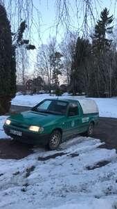 Skoda Pickup 1,9d