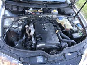 Volkswagen Passat TDI Syncro