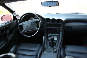 Mitsubishi 3000GT Coupé 3.2 TwinTurbo 4WD