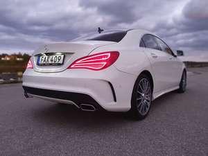 Mercedes CLA 180