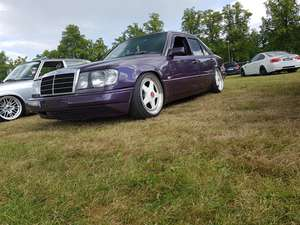 Mercedes W124 300D OM606 superturbo