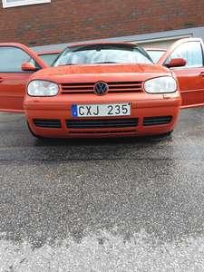 Volkswagen Golf 4 GTI 1,8t