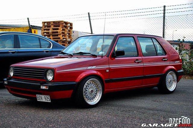 volkswagen mk2 92 1992 garaget
