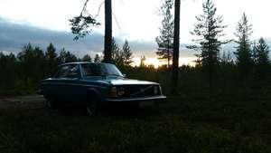 Volvo 244 B230et