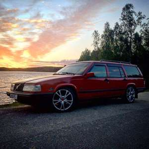 Volvo 945 - 872 TURBO/PKT