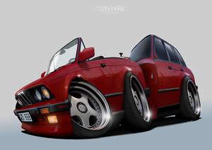 BMW E30 M50