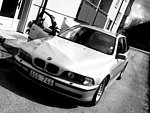 BMW 530 turbo