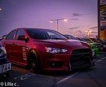 Mitsubishi Evo X GSR