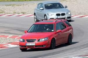 Saab 9-5 Sport Combi