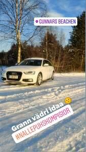 Audi A4 B8.5