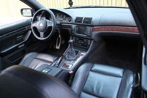 BMW e39 540iM