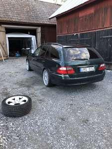 Mercedes S211 / w211 320 cdi avantgarde