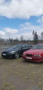 BMW e61 545i touring m-sport
