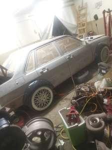 Audi 80 b2 ls