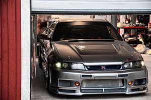Nissan Skyline R33 GTS-T spec II