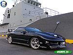 Pontiac Trans Am WS7 E85