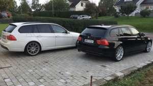BMW 320DA E91
