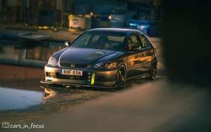 Honda Civic EK4