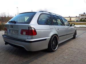 BMW E39 525i M-sport