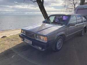 Volvo 765 Turbo Diesel