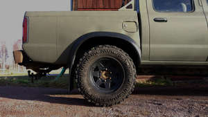 Nissan Frontier King Cab 4X4