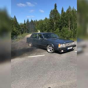 Volvo 760 GLE d24T