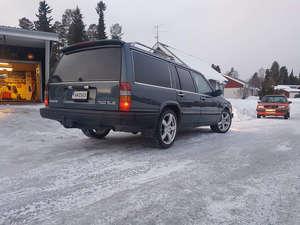 Volvo 745 GLE D24tic usa import