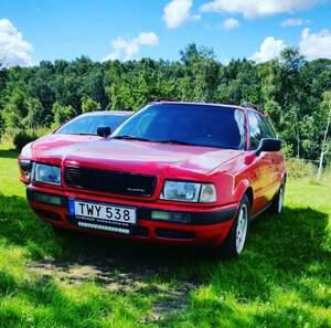 Audi 80 2.0 16v quattro